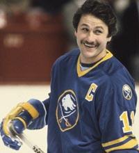 Denis Brodeur Collection: Buffalo Sabres v Montreal Canadiens